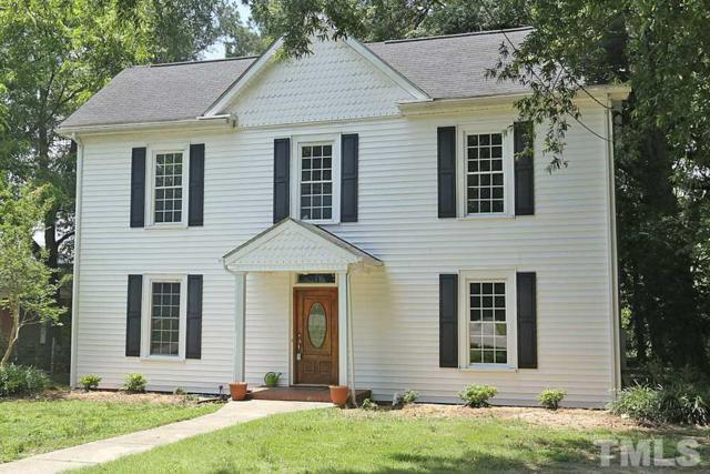 415 Broad Street, Oxford, NC 27565 (#2198263) :: The Jim Allen Group
