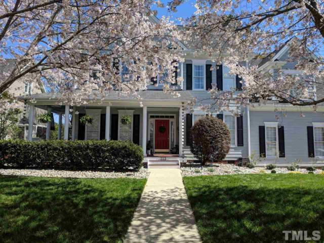 113 Gardner Circle, Chapel Hill, NC 27516 (#2198269) :: The Perry Group