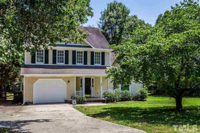 821 Clay Hill Drive, Knightdale, NC 27545 (#2198325) :: The Perry Group