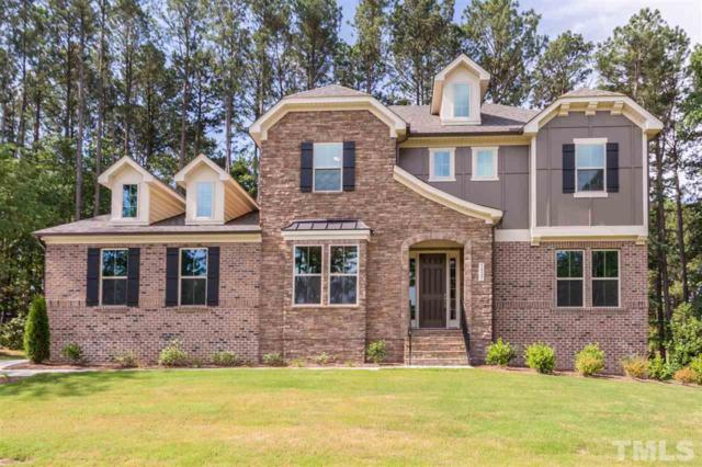 3825 Hickory Manor Drive, Apex, NC 27539 (#2198327) :: The Perry Group