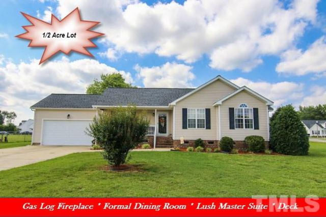 75 Ralph Drive, Kenly, NC 27542 (#2198358) :: The Perry Group