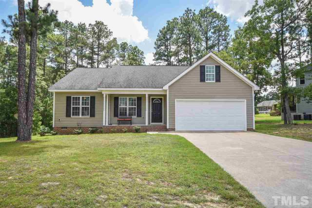 428 Green Links Drive, Cameron, NC 28326 (#2198366) :: Raleigh Cary Realty
