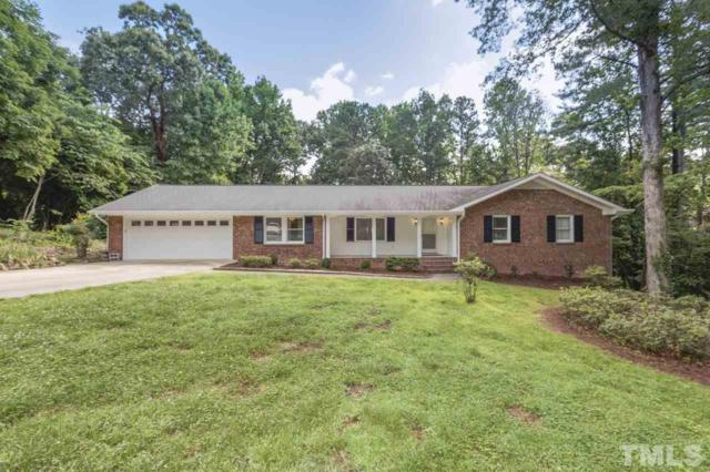 5009 Will O Dean Road, Raleigh, NC 27606 (#2198375) :: The Jim Allen Group