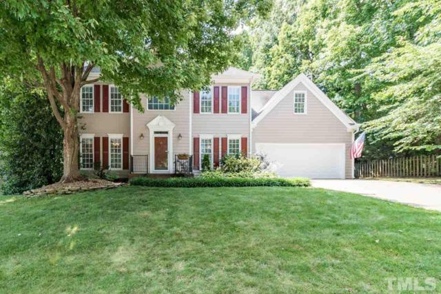 704 Oakhall Drive, Holly Springs, NC 27540 (#2198380) :: The Perry Group
