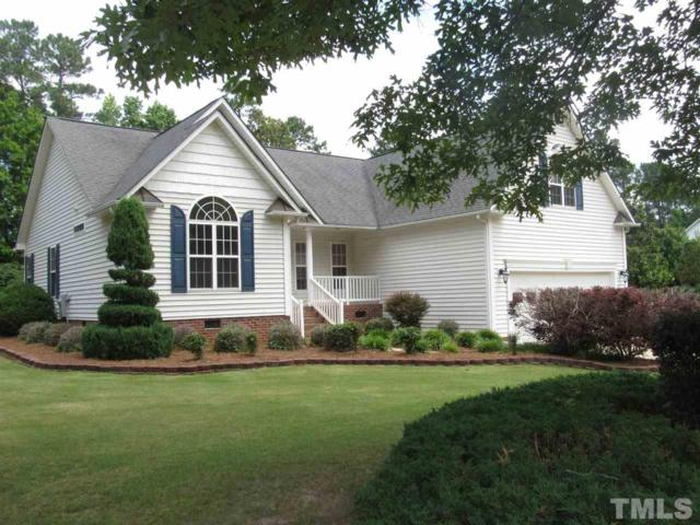1138 Carlton Street, Clayton, NC 27520 (#2198384) :: The Perry Group