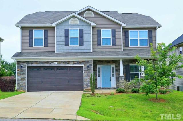 432 Mccarthy Drive, Clayton, NC 27527 (#2198404) :: The Perry Group