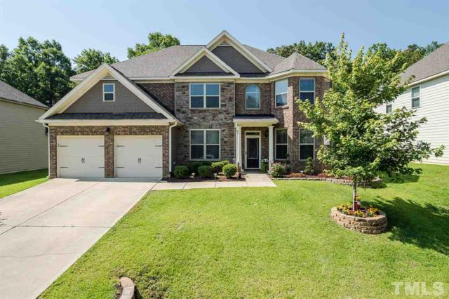 45 Olde Liberty Drive, Youngsville, NC 27596 (#2198431) :: The Perry Group