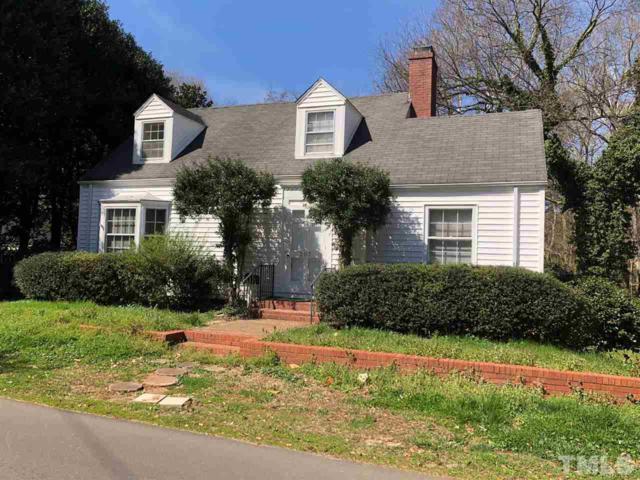 207 N Wake Street, Hillsborough, NC 27278 (#2198437) :: The Jim Allen Group