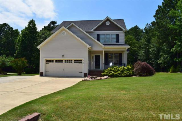 463 Everland Parkway, Angier, NC 27501 (#2198442) :: The Perry Group