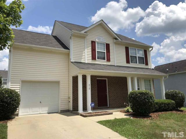 810 Steam Boat Street, Knightdale, NC 27545 (#2198452) :: The Perry Group