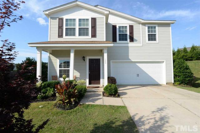 106 Yarmouth Drive, Clayton, NC 27527 (#2198484) :: The Perry Group