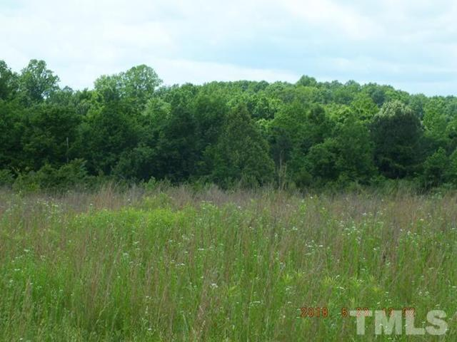 Lot 6 Coley Road, Henderson, NC 27537 (#2198530) :: Marti Hampton Team - Re/Max One Realty