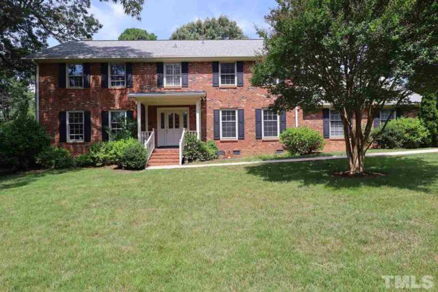 6709 Foxfire Place, Raleigh, NC 27615 (#2198533) :: Better Homes & Gardens | Go Realty