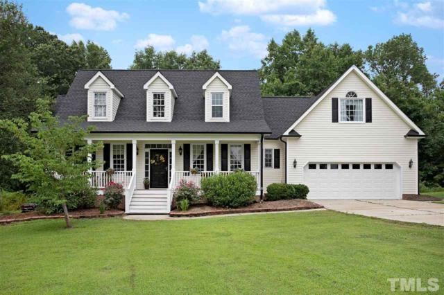 6400 Hillcreek Drive, Raleigh, NC 27603 (#2198547) :: The Perry Group