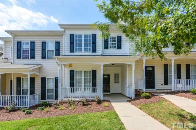 212 Sugar Maple Avenue, Wake Forest, NC 27587 (#2198567) :: The Jim Allen Group