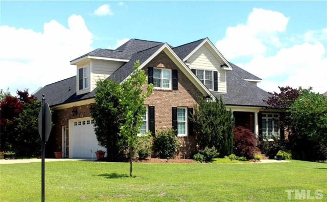 1324 Turner Woods Drive, Raleigh, NC 27603 (#2198570) :: The Jim Allen Group