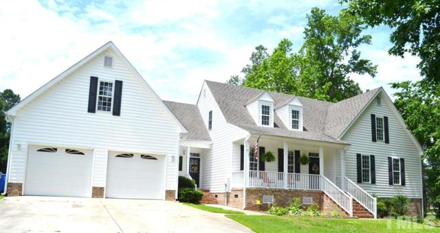 4405 Country Club Drive, Wilson, NC 27896 (#2198673) :: The Abshure Realty Group