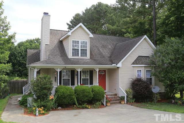511 Dark Pine Court, Wendell, NC 27591 (#2198674) :: The Perry Group