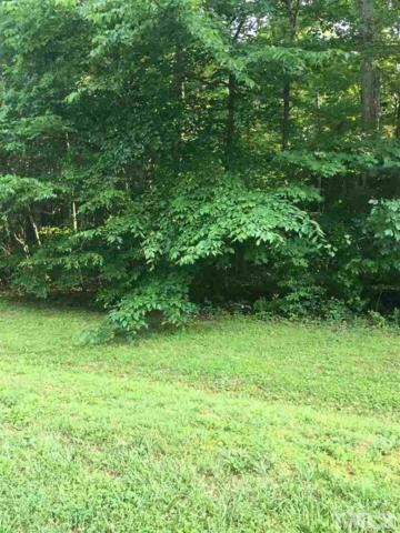 Lot #46 Running Deer Path, Timberlake, NC 27583 (#2198676) :: The Abshure Realty Group