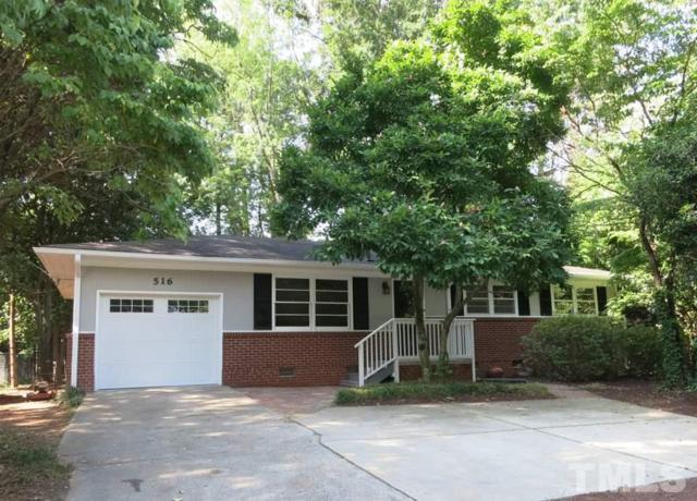 516 E Millbrook Road, Raleigh, NC 27609 (#2198703) :: The Perry Group