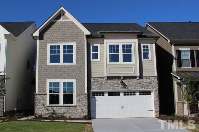 105 White Hill Drive, Holly Springs, NC 27540 (#2198820) :: The Jim Allen Group