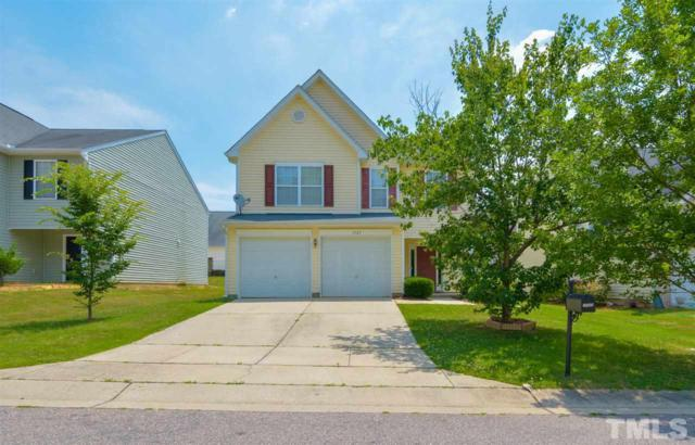 1523 Brown Owl Drive, Raleigh, NC 27610 (#2198827) :: The Perry Group