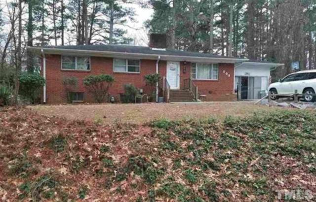 508 E Hammond Street, Durham, NC 27704 (#2198902) :: The Perry Group