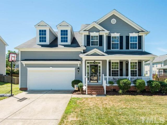 305 Magnolia Meadow Drive, Holly Springs, NC 27540 (#2198914) :: The Perry Group
