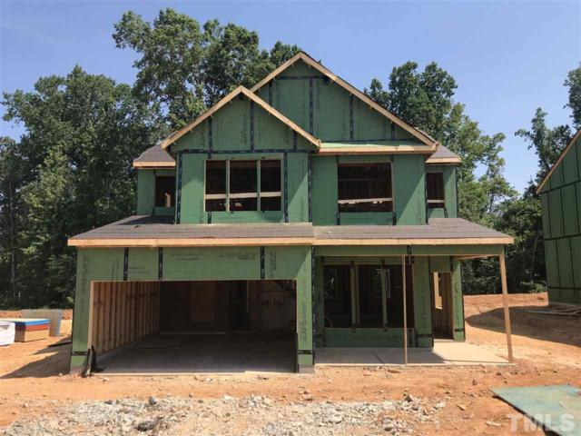 6 W Copenhaver Drive #33, Clayton, NC 27527 (#2198915) :: The Perry Group