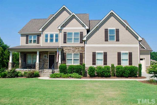 5928 Fortress Drive, Holly Springs, NC 27540 (#2198928) :: The Perry Group
