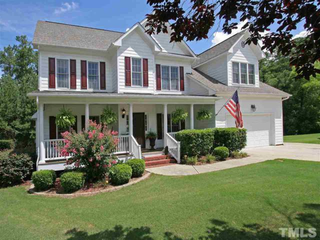 912 North York Court, Apex, NC 27502 (#2198932) :: The Perry Group