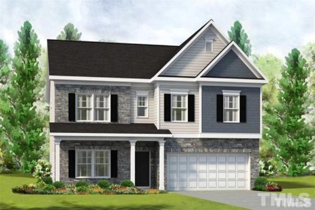 56 Springhill Lane #5, Garner, NC 27529 (#2199003) :: The Perry Group