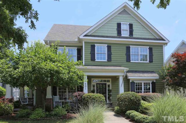401 Highgrove Drive, Chapel Hill, NC 27516 (MLS #2199005) :: The Oceanaire Realty