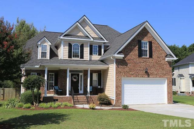 5332 Woodbrek Drive, Garner, NC 27529 (#2199029) :: The Perry Group