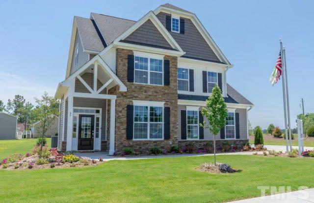 Lot 283 Slate Ridge Road, Knightdale, NC 27545 (#2199033) :: The Perry Group