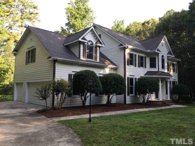 2317 Ridgewood Road, Chapel Hill, NC 27516 (#2199038) :: The Jim Allen Group