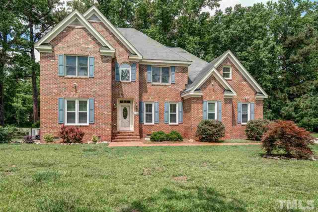 1100 Waterloo Court, Rocky Mount, NC 27803 (#2199049) :: The Perry Group