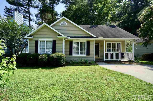 707 St Catherines Drive, Wake Forest, NC 27587 (#2199054) :: The Perry Group