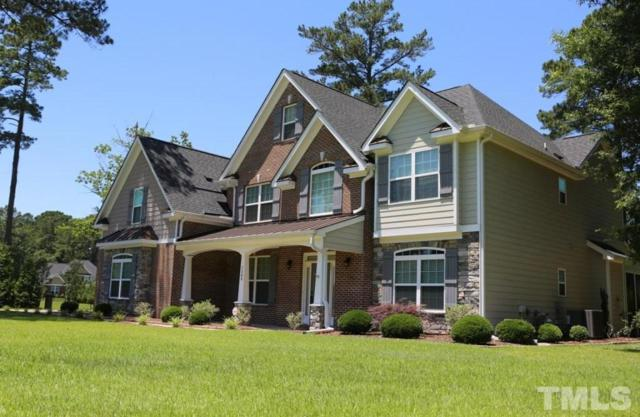 1509 Bonnington Court, Eastover, NC 28312 (#2199080) :: The Jim Allen Group