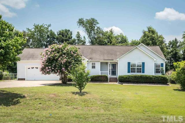 44 Clarence Lane, Garner, NC 27529 (#2199087) :: The Perry Group