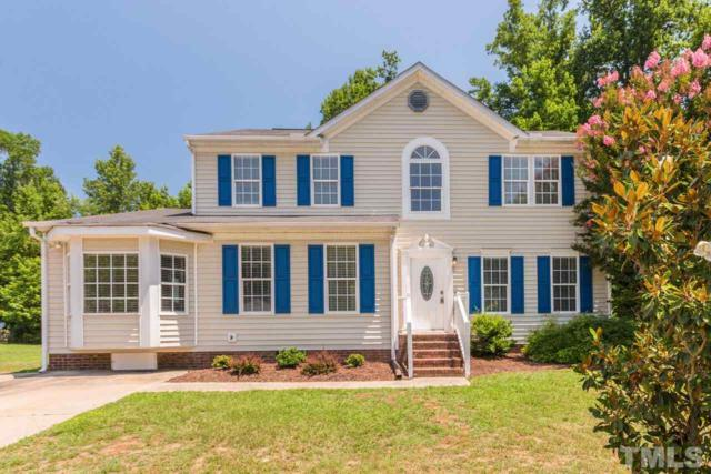 5123 Werribee Drive, Raleigh, NC 27616 (#2199096) :: The Perry Group