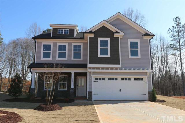"411 Holden Forest Drive The Sydney ""C"" , Youngsville, NC 27596 (#2199108) :: The Abshure Realty Group"