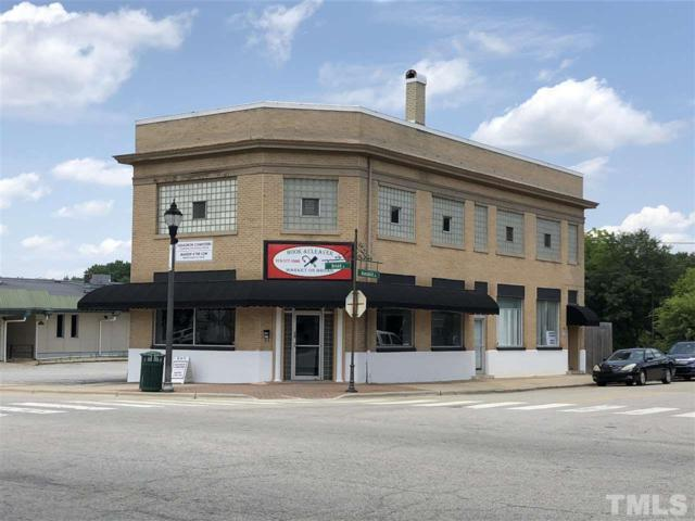 411 Broad Street, Fuquay Varina, NC 27526 (#2199129) :: The Jim Allen Group
