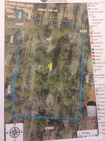 Lot 46-2630 Cedar Top Court, Snow Camp, NC 27349 (#2199190) :: The Perry Group