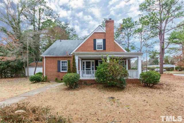 103 W Parker Street, Smithfield, NC 27577 (#2199194) :: The Perry Group