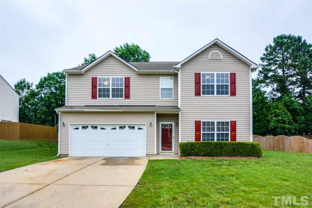 508 Blooming Meadows Drive, Holly Springs, NC 27540 (#2199220) :: The Perry Group