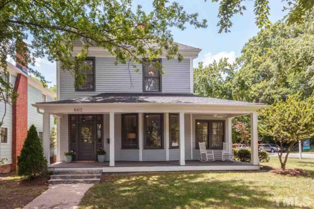 602 S Boylan Avenue, Raleigh, NC 27603 (#2199224) :: The Perry Group