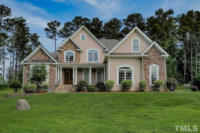 1537 Ravenwood Drive, Creedmoor, NC 27522 (#2199231) :: The Jim Allen Group