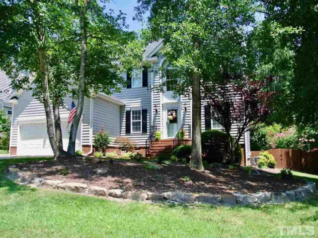 3113 Lariat Ridge Drive, Wake Forest, NC 27587 (#2199283) :: The Perry Group