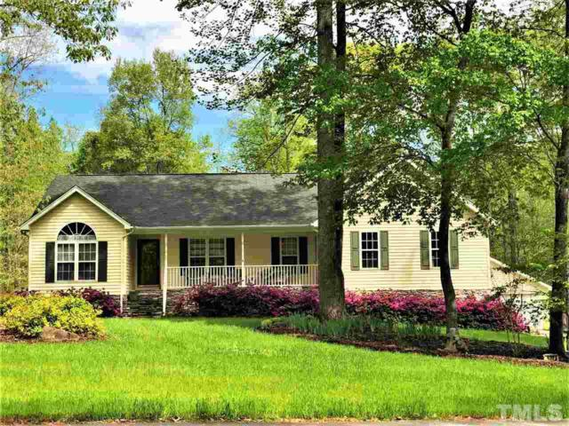 5224 Beechwood Hill Road, Oxford, NC 27565 (#2199318) :: The Perry Group